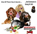Desperate Doghouses - desperate-housewives fan art