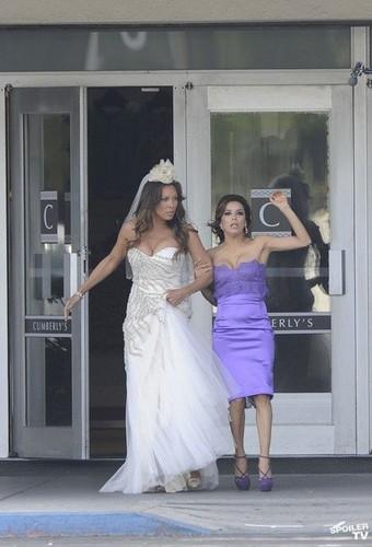 Desperate Housewives - Set các bức ảnh - 18th April 2012