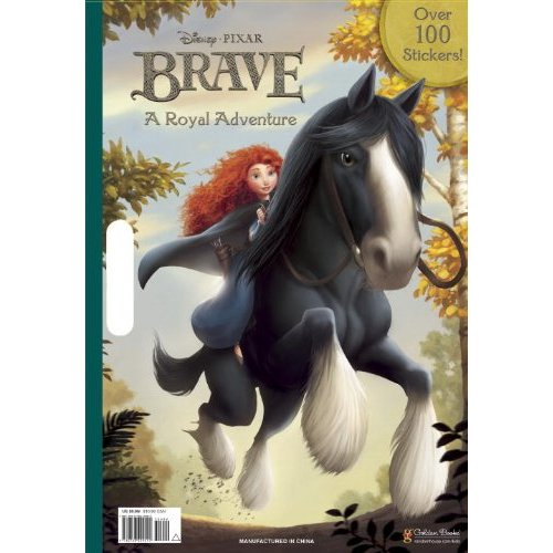 Merida - Legende der Highlands Hintergrund containing Anime entitled Disney Pixar Merida - Legende der Highlands Bücher and PC videogame cover
