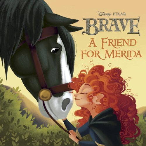 Disney Pixar Ribelle - The Brave libri and PC videogame cover