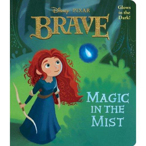 Disney Pixar Merida - Legende der Highlands Bücher and PC videogame cover