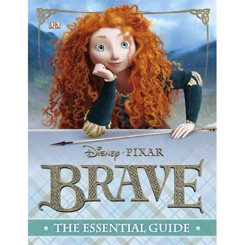 Disney Pixar Merida - Legende der Highlands Bücher and PC videogame cover
