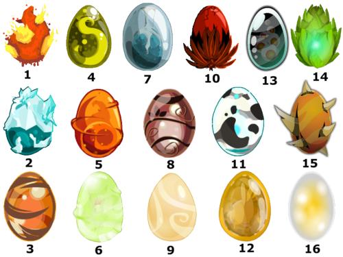 Dofus Eggs~