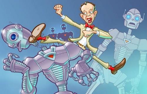 Don Knotts Kicks Bots