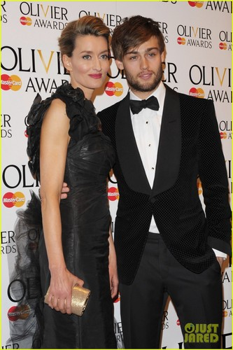 Douglas Booth: Olivier Awards 2012!
