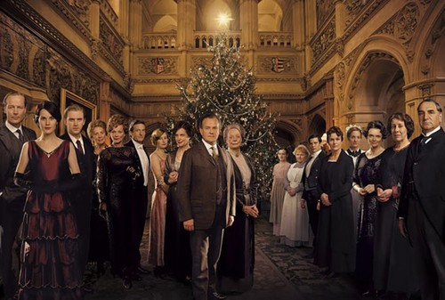 Downton Abbey fondo de pantalla titled Downton Abbey Cast <3
