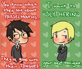 Drarry (Sorry if it's posted already) - harry-and-draco fan art