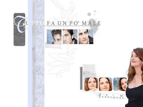 Drew Barrymore wallpaper probably with a portrait called DrewBarrymore!