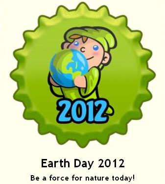 Earth jour 2012