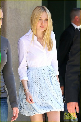 Elle Fanning: 'God Help the Girl' Lead Role?
