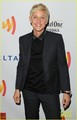 Ellen DeGeneres: GLAAD Media Awards with Portia de Rossi! - ellen-degeneres photo