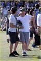 Emile Hirsch Says 'Cheese' at Coachella