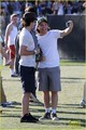 Emile Hirsch Says 'Cheese' at Coachella - emile-hirsch photo