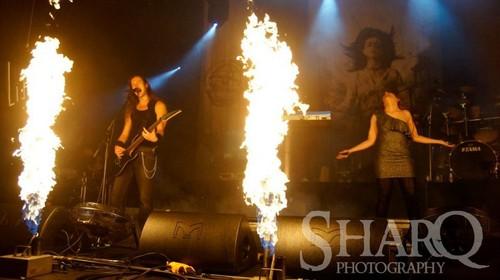 Epica (Live) fotografias - 2012 Tour