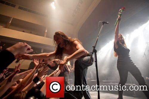 "Epica Performing @ ""Incrivel Almadense"" - Portugal"