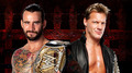 Extreme Rules:CM Punk vs Chris Jericho
