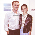 Feltson - tom-felton-and-emma-watson photo