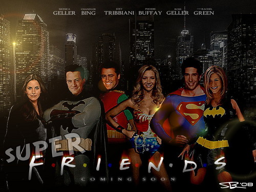 Friends wallpaper entitled Friends!