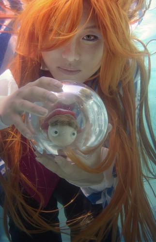 Fujimoto underwater