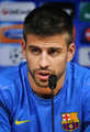 G. Pique (Barcelona press conference)