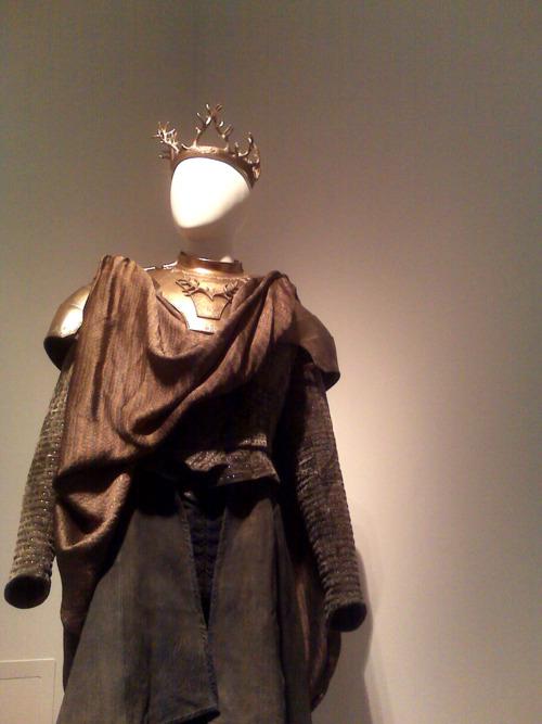 Game of Thrones exhibit- Toronto