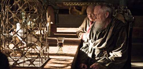 Varys & Grand Maester Pycelle