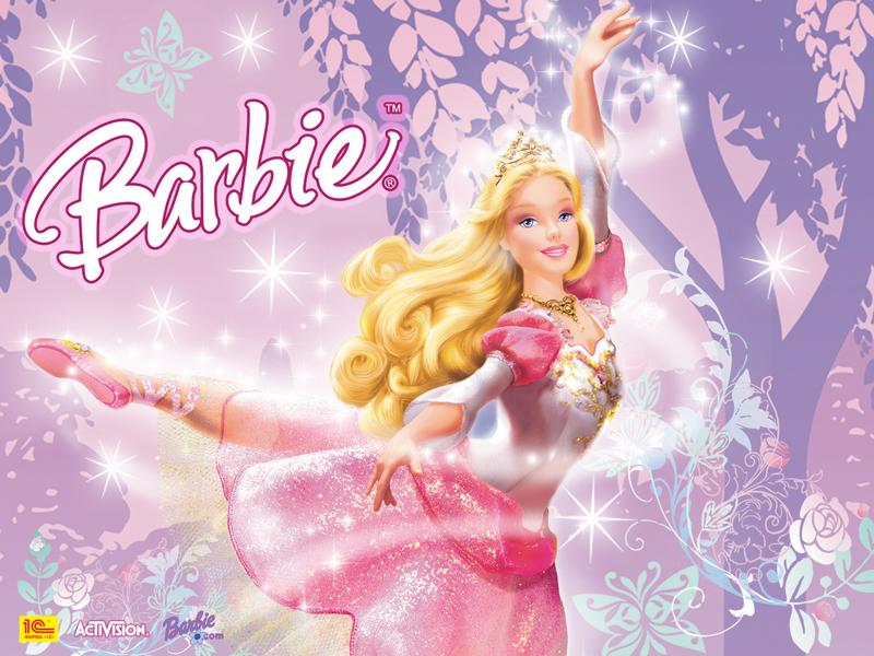 genevieve barbie in the 12 dancing princesses wallpaper