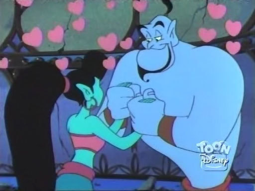 Genie and Eden
