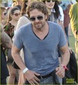 Gerard Butler: Coachella Day Three! - gerard-butler photo