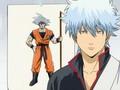 Gintoki Sakata = Goku?