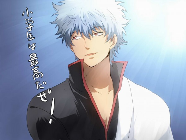 gintama otae and gintoki - photo #32