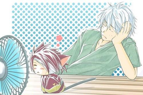 Gintoki & Takasugi x3