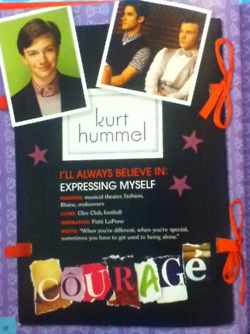glee Yearbook