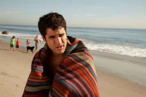 Glee and Beach - glee Photo