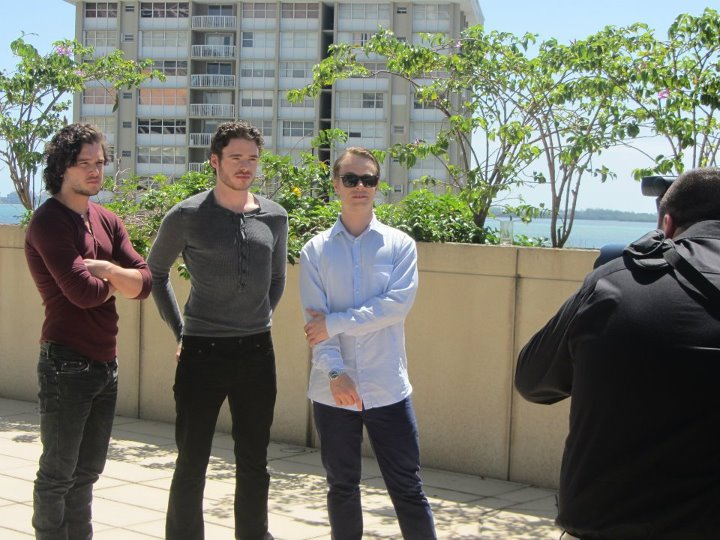 GoT Promotion in Miami - Photocall
