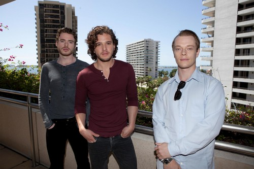GoT Promotion in Miami - Photocall - game-of-thrones Photo