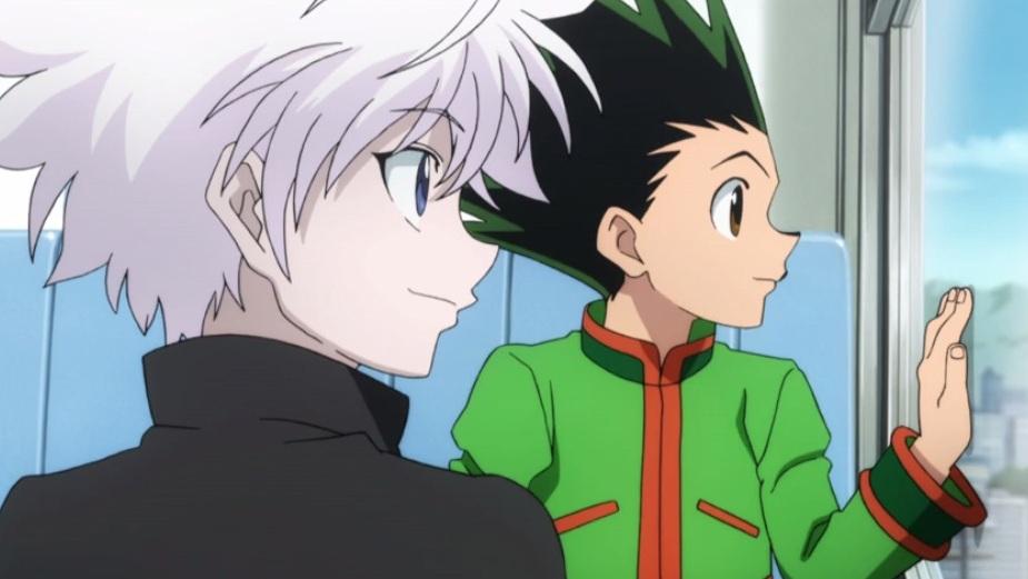 Gon and Killua - Hunter X Hunter | Anime, Hunter, Hunter x