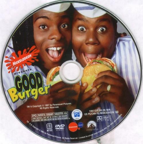Good burger cover DvD