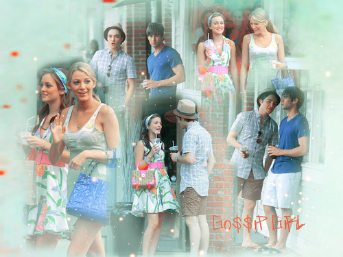 Gossip Girl wallpaper entitled GossipGirl!