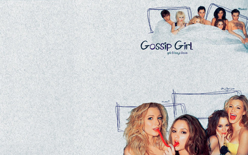 Gossip Girl Hintergrund entitled GossipGirl!