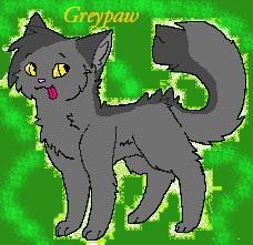 Greypaw/stripe