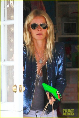 Gwyneth Paltrow: Shopping with 사과, 애플