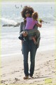 Halle Berry & Nahla: Beach Beauties - halle-berry photo