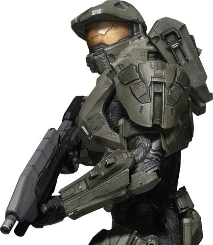 Halo 4 Master Chief - halo Photo