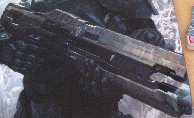 Halo 4 Mystery Weapon