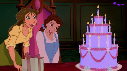 Happy Birthday, Belle