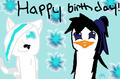 Happy Birthday Emma and Lexii :D