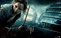 Harry Potter and deathly hallows - zabava-za-cure wallpaper
