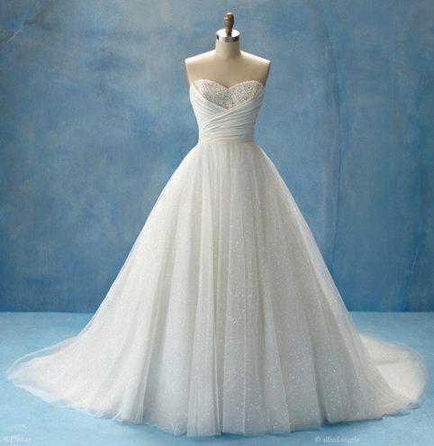 Have Faith in Your Dreams - My Wedding Dress