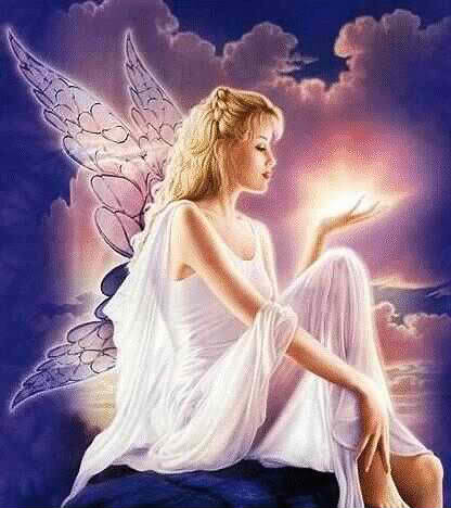 Have a blessing and magical weekend, my Angel sister